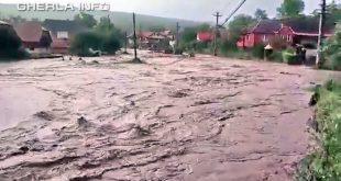inundatie bistrita nasaud monor