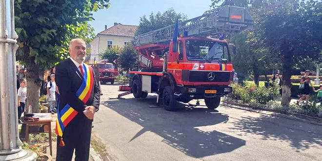 primar ghelra pompieri