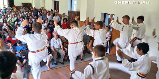 santioana spectacol folclor taga cluj