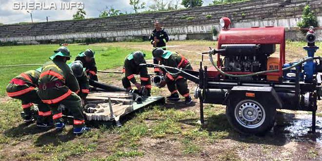 svsu bontida turda pompieri concurs