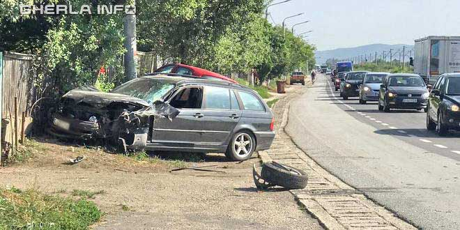 accident jucu cluj