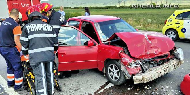 accident bontida pompieri