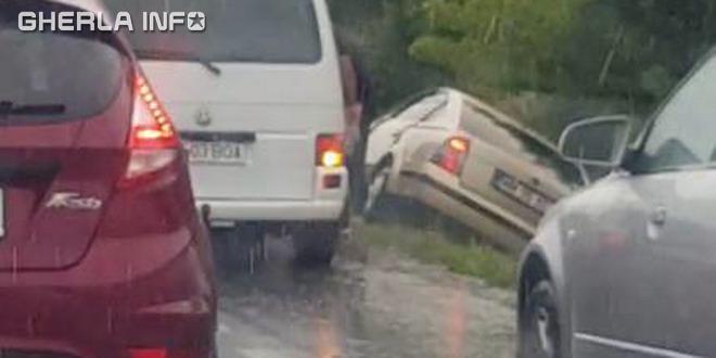 accident dej nima cluj maramures masina sant