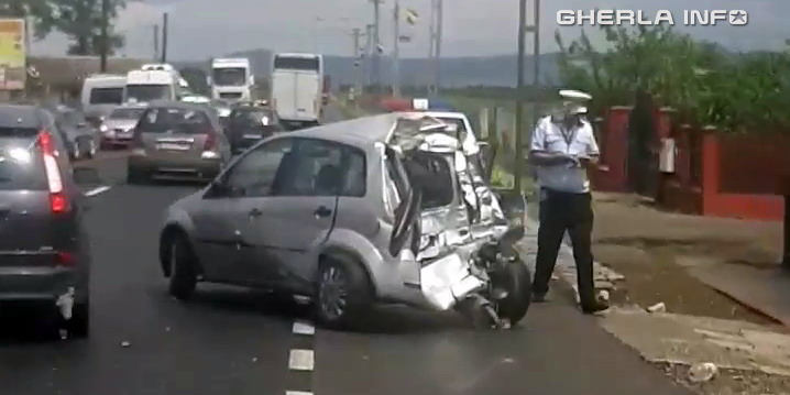 accident iclod politie