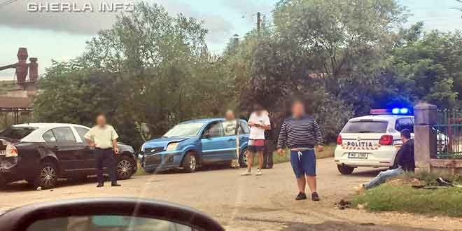 accident livada cluj