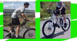 bicicleta furata gherla