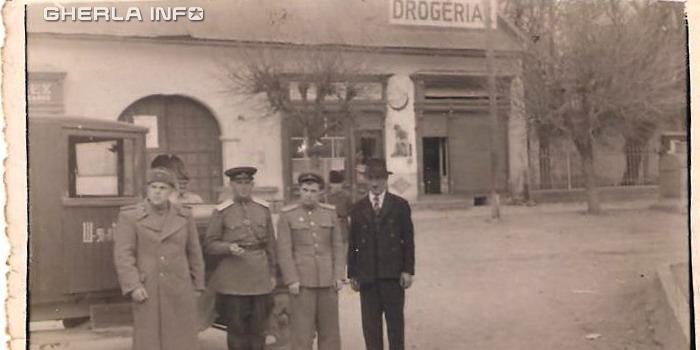 gherla 1945 rusi