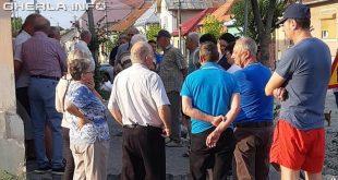 gherla oameni strada armeneasca