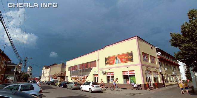 gherla strada romana euromarket magazin chinezesc