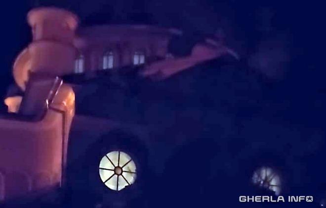hot biserica acoperis gherla