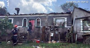 incendiu casa buza rotunda