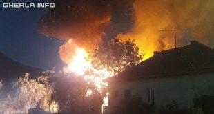 incendiu caseiu grajd