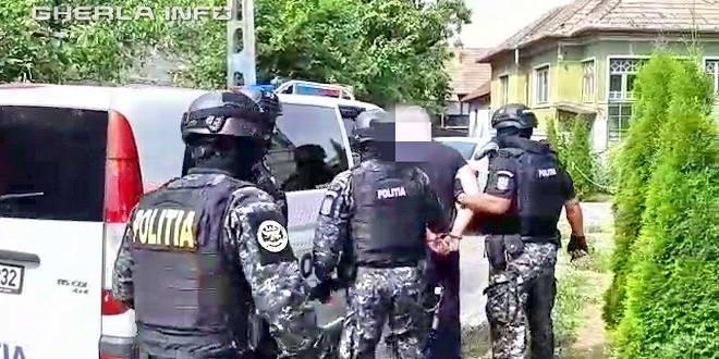mascati politie cluj aghiresu