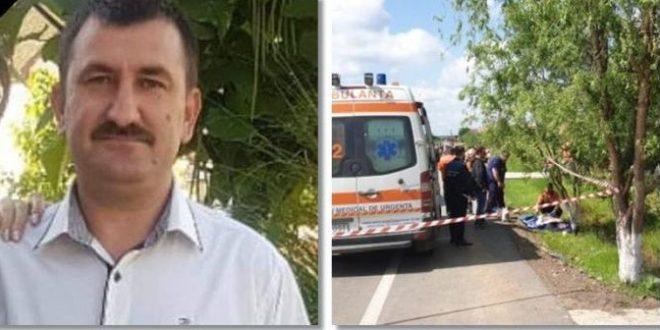 politist impuscat recas timis