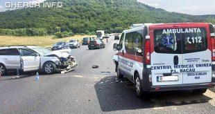 accident ambulanta izvoru crisului capus cluj