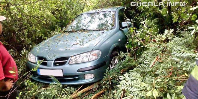 masina padure accident ghirisu roman cluj