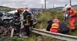 accident mures saschiz vanatori cluj