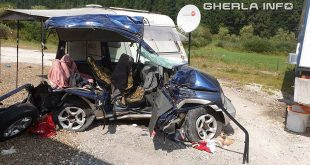 accident mures mortal