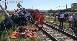 accident tren jucu cluj