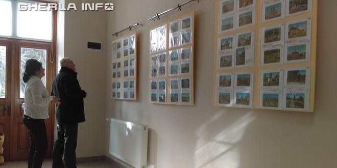 expozitie ilustrate gherla