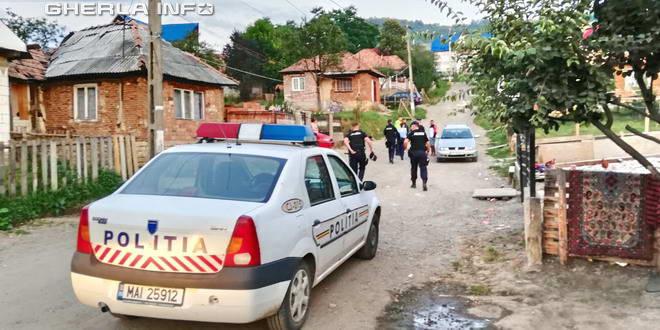 politie sanpaul cluj
