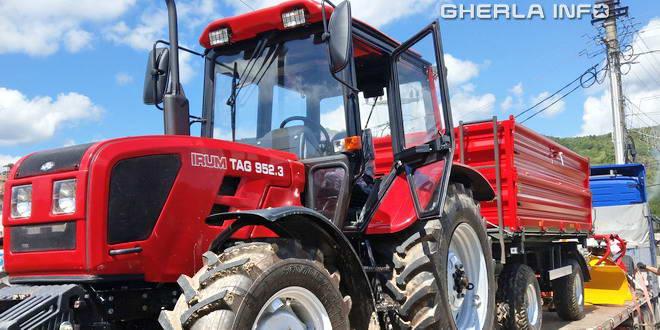 tractor primarie fizesu gherlii