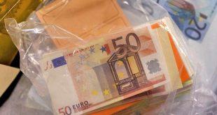 euro bani bancnota 50