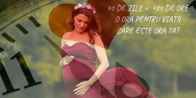 femeie avort campanie viata