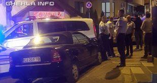 politie cluj noapte