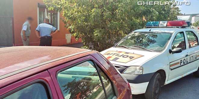 politie gherla furt