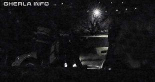 politie masina noapte jucu
