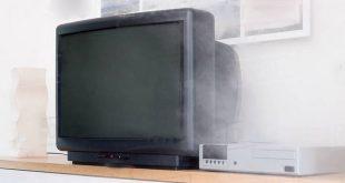 televizor receiver fum