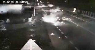 accident prundu bargaului bistrita video