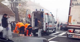 accident iclod ambulanta