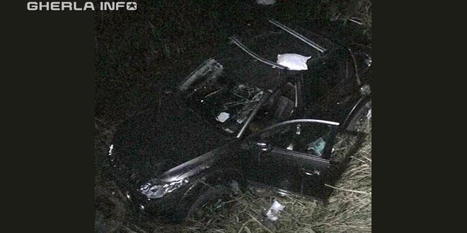 accident sucutard geaca cluj masina noapte
