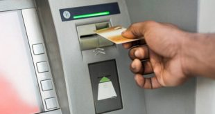 atm bancomat card