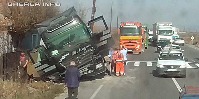 camion rasturnat bontida