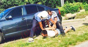 politie culcat