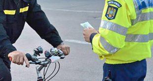 politist biciclist