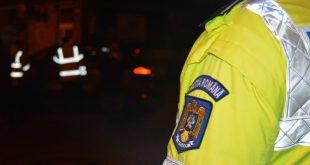 politist noapte politie