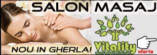 salon masaj gherla vitality