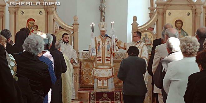 sfintire biserica gherla sf iosif greco catolic