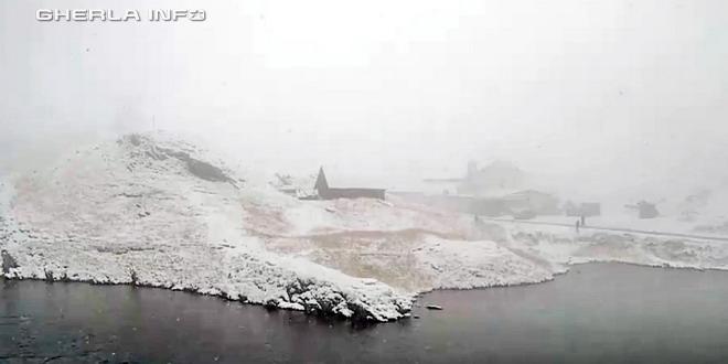 zapada balea lac