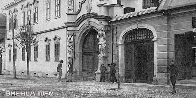 gherla szmaosujvar 1900 muzeu mihai viteazu
