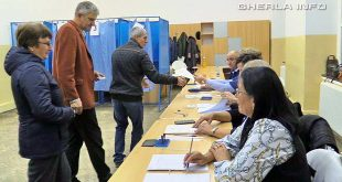 alegeri presedinte gherla sectie votare