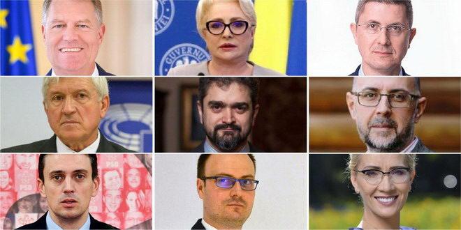 alegeri presedinte romania candidati