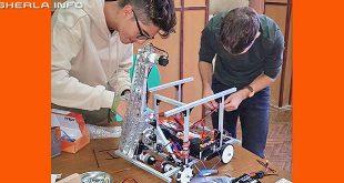 ana ipatescu liceu gherla elevi robot