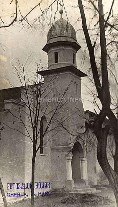 biserica parc gherla 1936