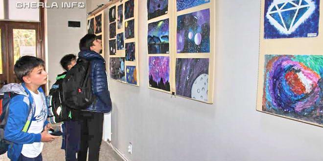 expozitie pictura gherla