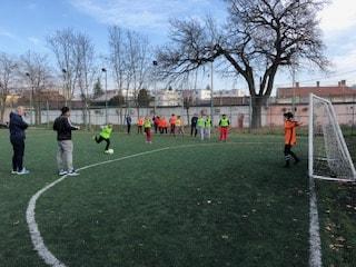 fotbal gimnaziu gherla